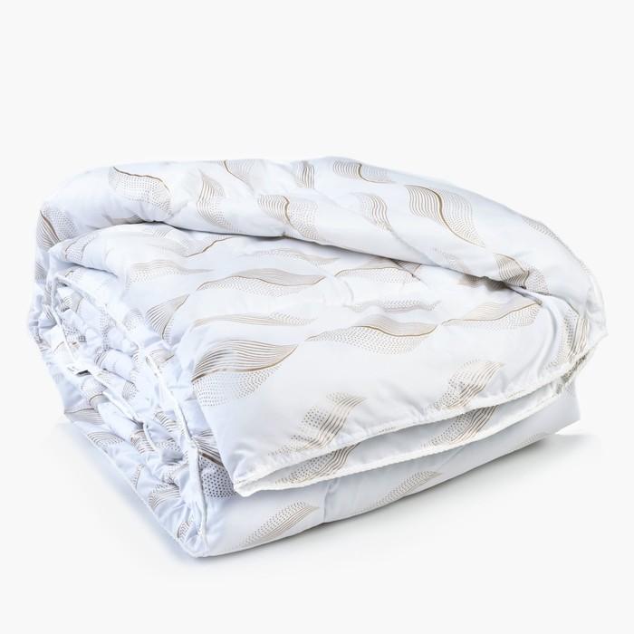 Одеяло Selena DayDream, 140х205 см, искусственный лебяжий пух, тик 250 гр/м, п/э 100%