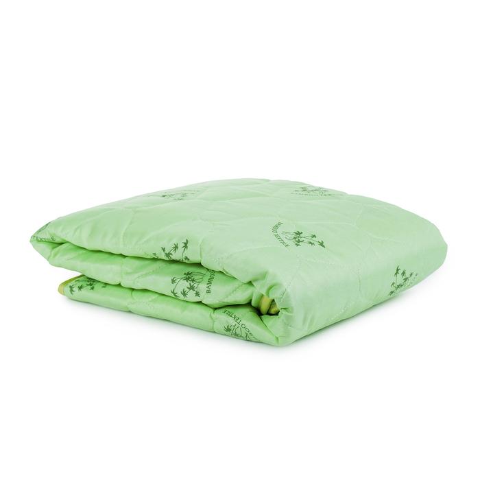 Одеяло «Овечья шерсть» стёганое, облегченное, 200х220 см, цвет МИКС, полиэфирное волокно