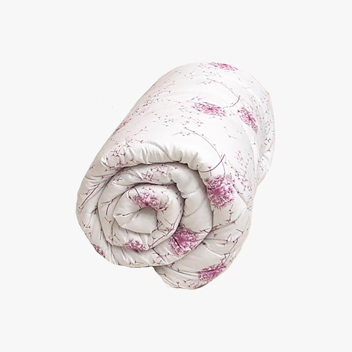 Одеяло Elegance Line 140×205 искусственный лебяжий пух, пэ 350 гр/м2, пэ 100%