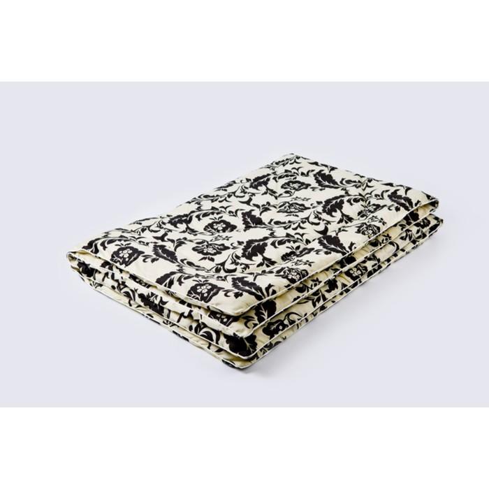 Одеяло «Овечка», размер 140х205 см, овечья шерсть