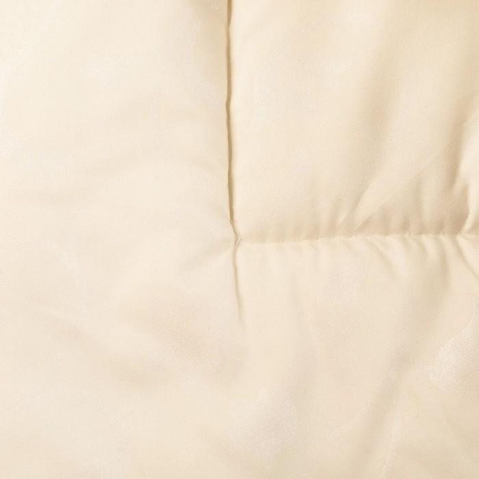 Одеяло Овечка 175х205 см, 300г/м2, чехол Глоссатин стеганный