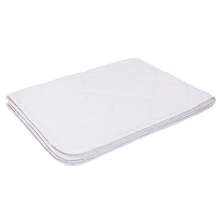 Одеяло облегчённое «Файбер-комфорт», размер 140х205 см, микрофибра