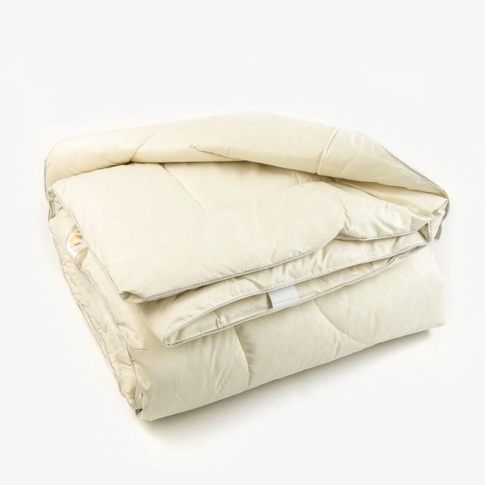 Одеяло Овечка 200х220 см, 300г/м2, чехол Глоссатин стеганный