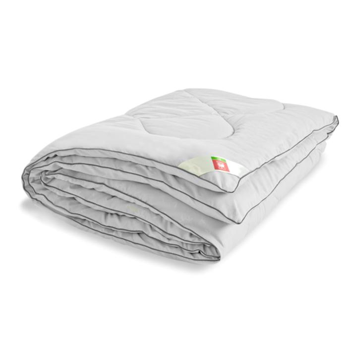"""Одеяло тёплое """"Тропикана"""", размер 172х205 см, бамбук, белый"""
