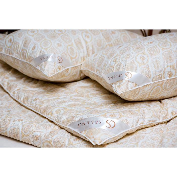 Одеяло Elegance Line 172х205 иск.лебяжий пух 350 гр/м, пэ 100%