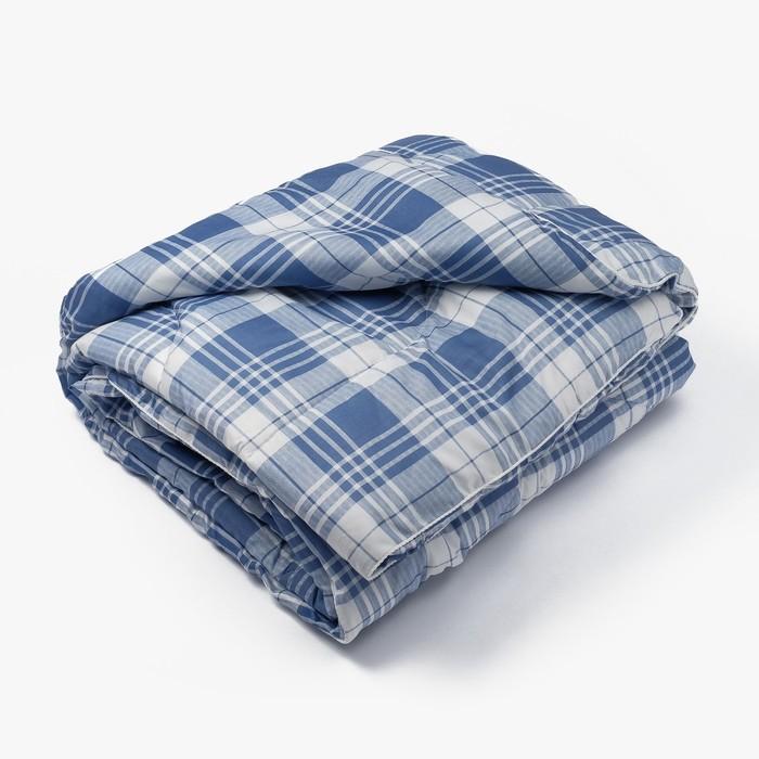 Одеяло 172х205 см, файбер, п/э 100%