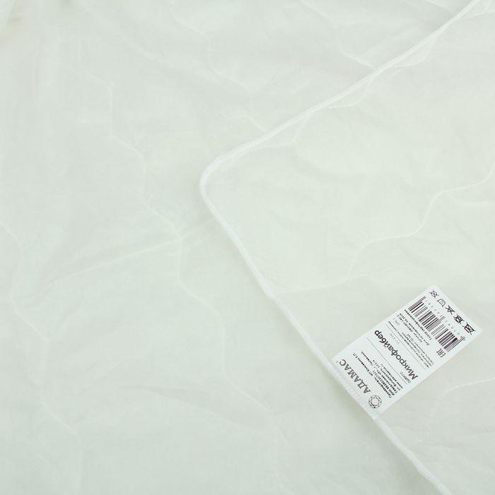 Одеяло облегчённое синтетическое, размер 172х205 ± 5 см, чехол спанбонд, 100 г/м2