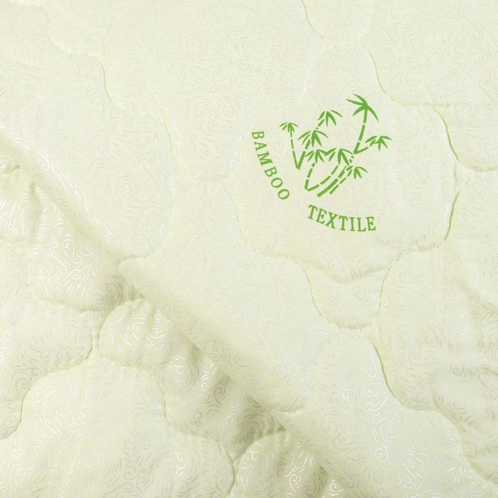 Одеяло Бамбук 200х220 см, 150г/м2, чехол ТИК пуходержащий