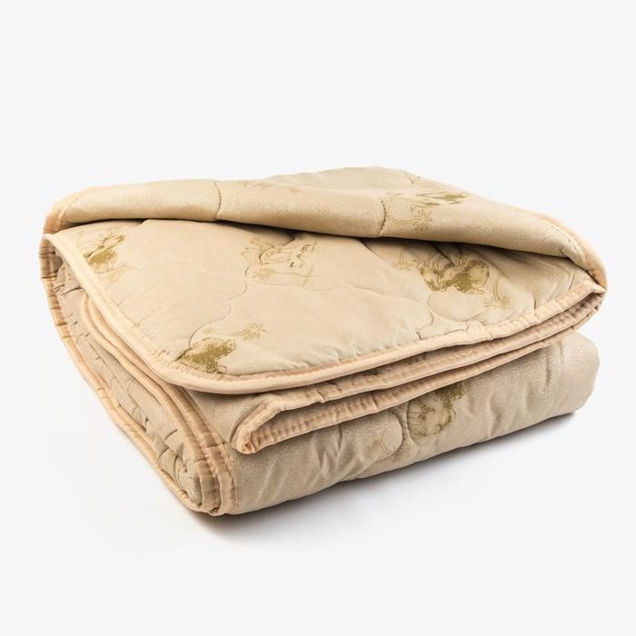 Одеяло Верблюд 175х205 см, 300г/м2, чехол ТИК пуходержащий