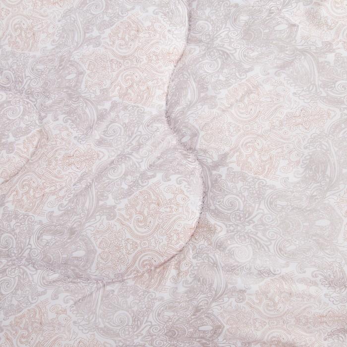 Одеяло зимнее 172х205, шерсть овечья, ткань тик, п/э 100%