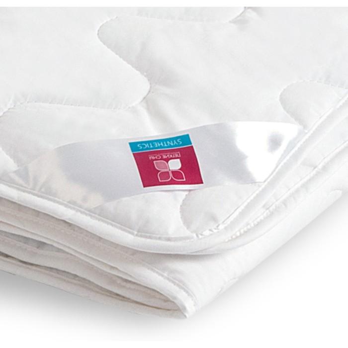 """Одеяло лёгкое """"Лель"""", размер 140х205 см, тик, белый"""