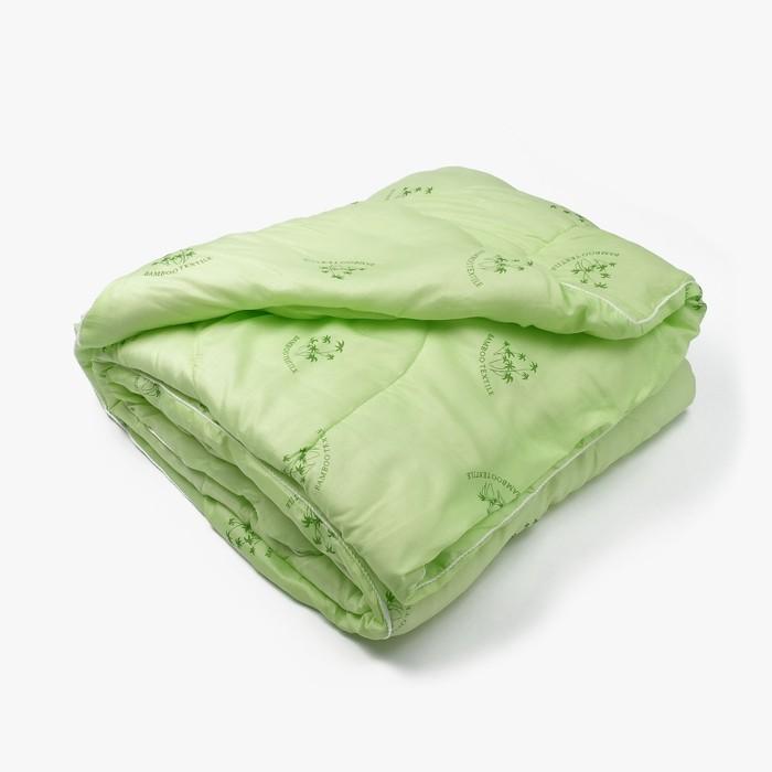 Одеяло Бамбук 172х205 см, файбер, п/э 100%
