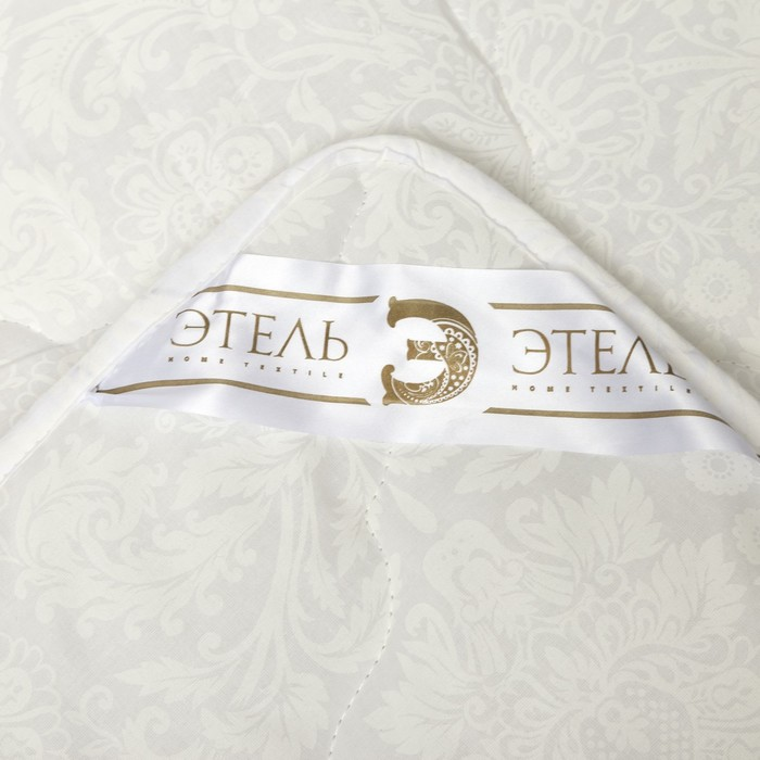 Одеяло «Этель» Лебяжий пух 140×205 см, поплин, 300 г/м²