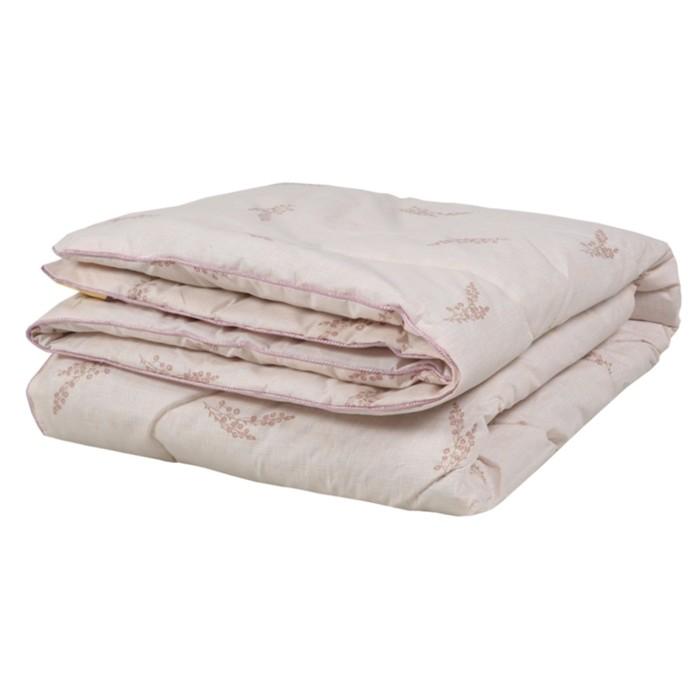 Одеяло «Лён», размер 195х215 см, поликоттон