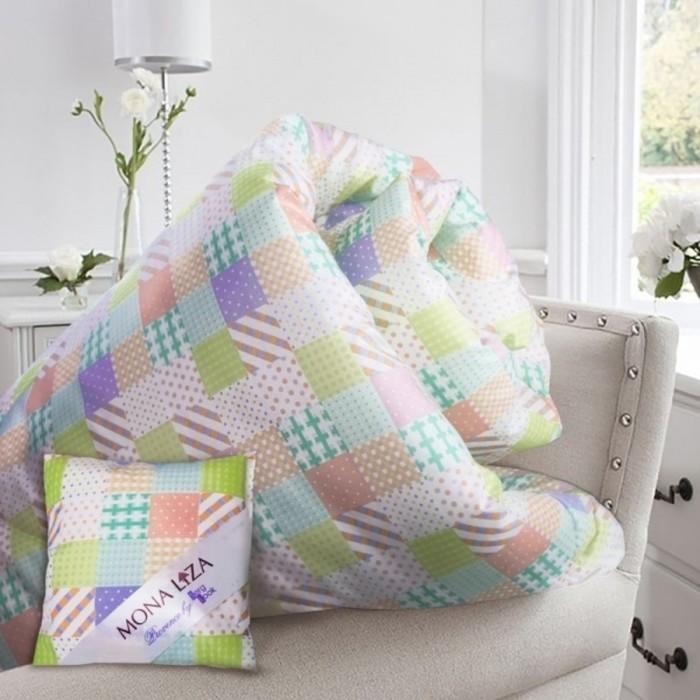 Одеяло Jasmine, размер 172х205 см, + саше с ароматом жасмина, тик