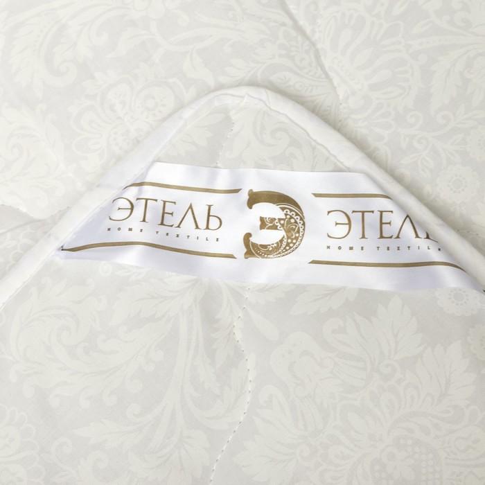 Одеяло «Этель» Лебяжий пух 200×220 см, поплин, 300 г/м²