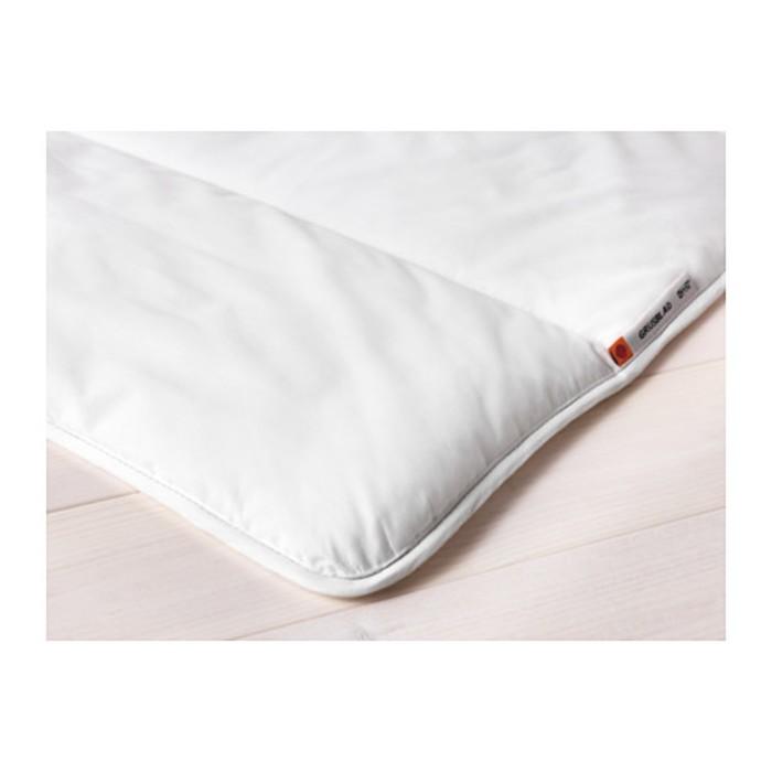 Одеяло тёплое ГРУСБЛАД, размер 200х200 см
