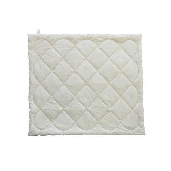 """Одеяло """"Кашемир"""", размер 172х205 см, пух козы"""