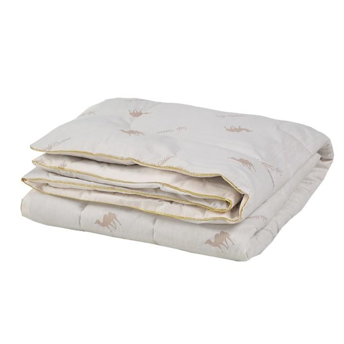 Одеяло «Верблюжья шерсть», размер 195х215 см, искусственный тик