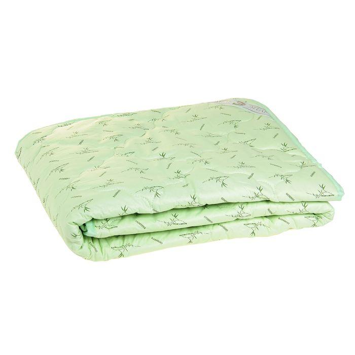 """Одеяло """"Этель"""" Бамбук 200*220 см,  тик, 300 гр/м2"""