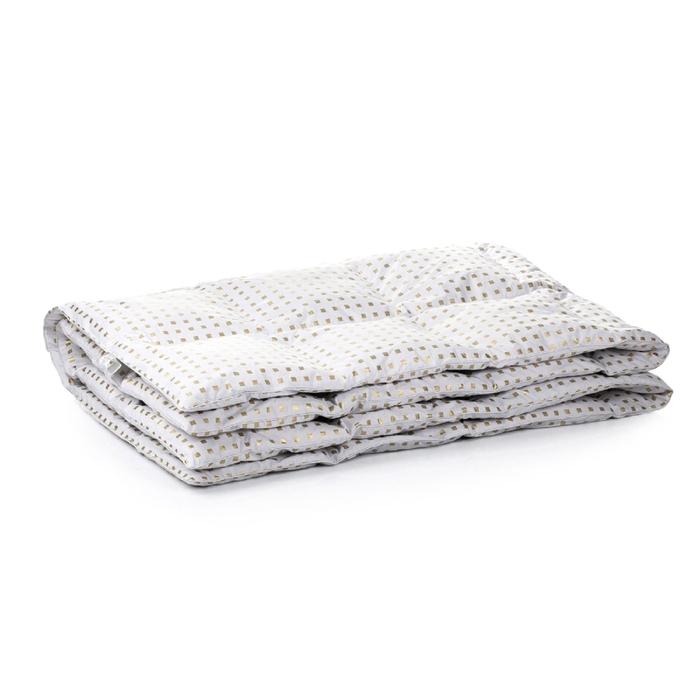 Одеяло Тихий Час Пуховые, размер 140х205 см, тик