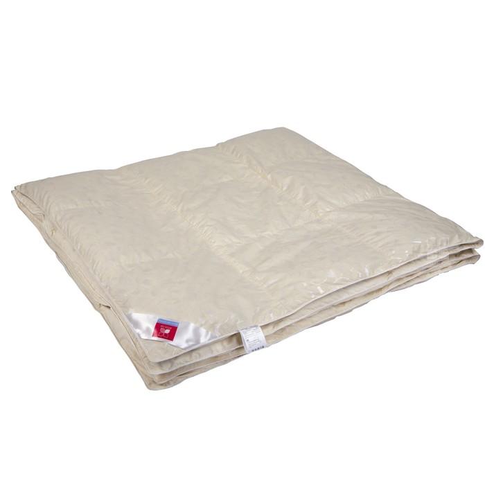 """Одеяло """"Тесса"""", размер 200х220 см, тик, шампань"""