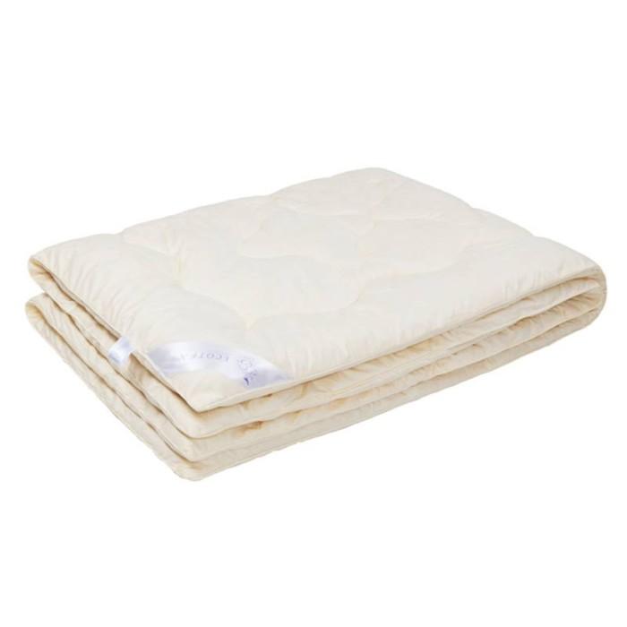Одеяло «Кашемир», размер 140х205 см, сатин-жаккард