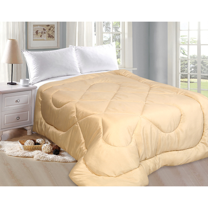Одеяло «Традиция», 145х205 см, холлофайбер, 200 гр/м2, пэ 100%