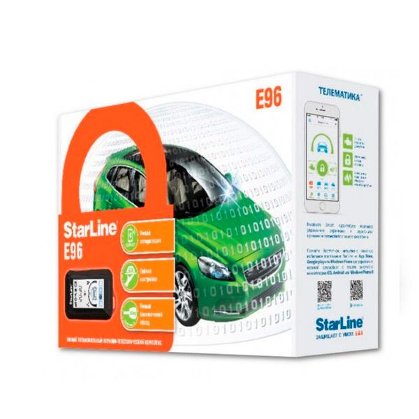 Автосигнализация StarLine E96 BT