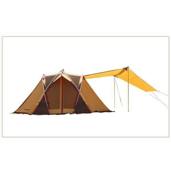 Палатка Buffalo Living Shell Tent 5