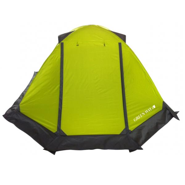 Палатка двухместная Green Way Алатау (100415F)