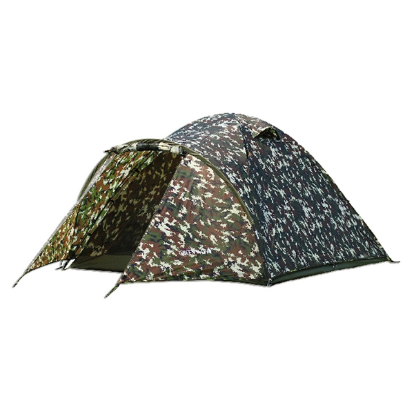 Палатка трехместная Green Way Комбат (102042Т)