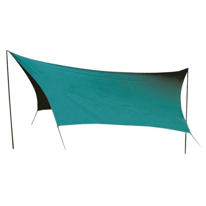 Тент-палатка Tramp Lite 440 х 440 х 230 см, зелёный