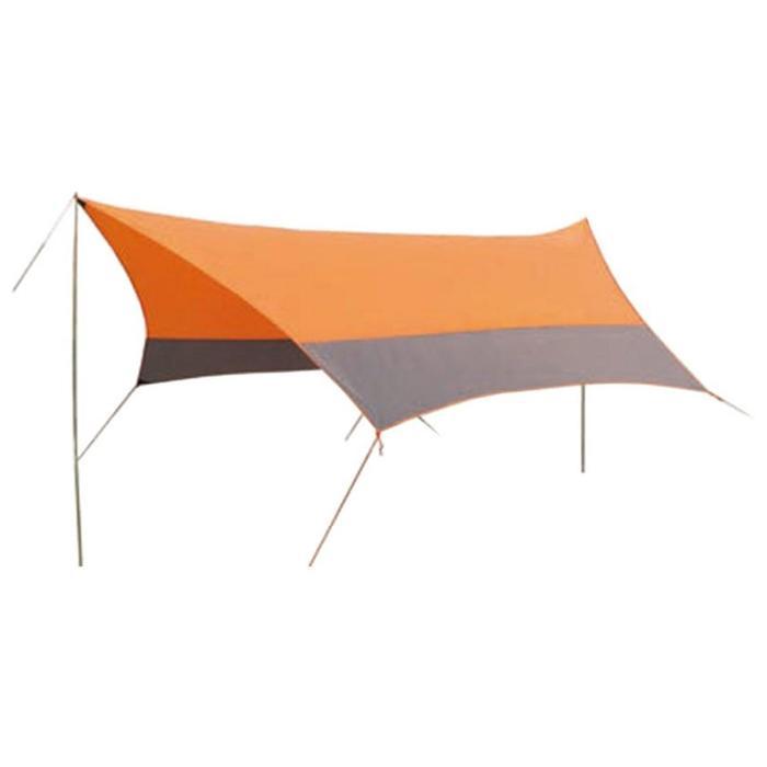 Тент-палатка Tramp Lite 440 х 440 х 230 см, оранжевый