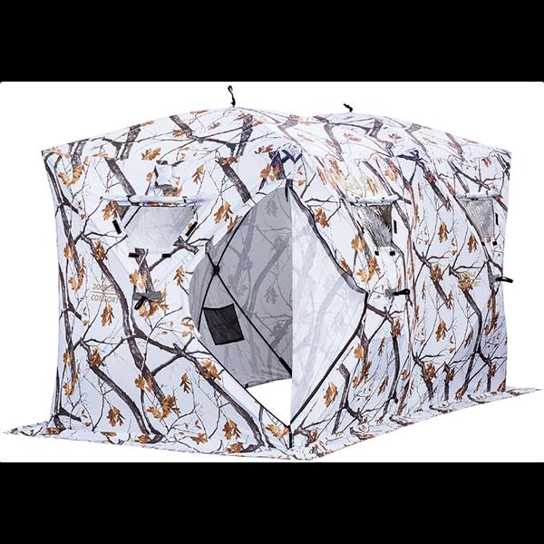 Зимняя палатка Higashi Winter Camo Double Pyramid Pro