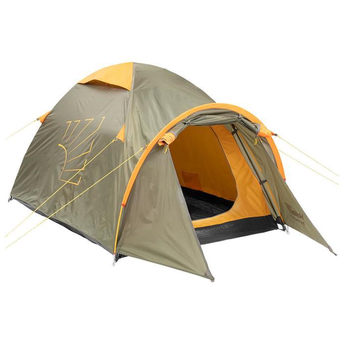Палатка Helios Musson 2, 340 х 140 х 120 см