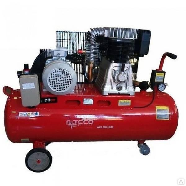 Воздушный компрессор Alteco ACB-100/400