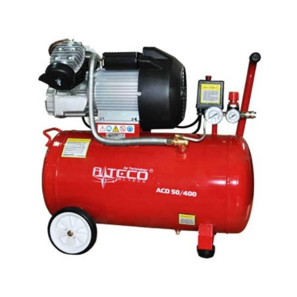 Воздушный компрессор Alteco ACD-50/400.2