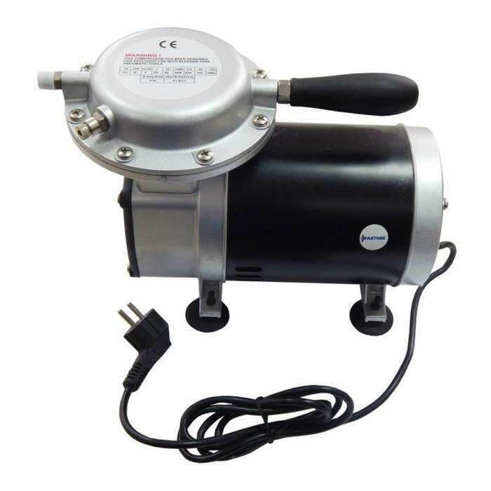 Мини компрессор Partner AS09, мембранный, для аэрографа, 3.5 бар, 135 л/мин, 220 В