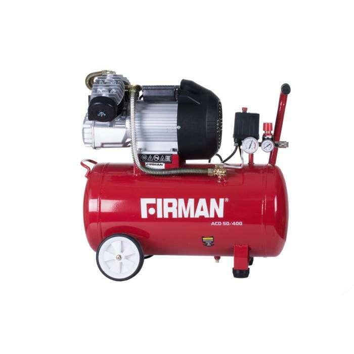 Компрессор FIRMAN ACD-50/400, 220 В, 2.2 кВт, 50 л, 400 л/мин, 10 бар, прямой