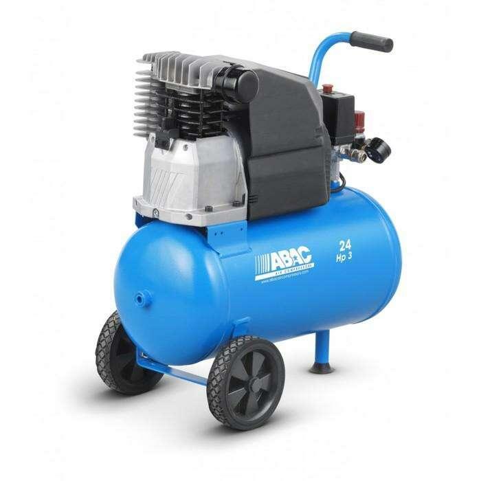 Компрессор ABAC Pole Position L30P, коаксиальный, 310 л/мин, 24л, 10 бар, 2.2 кВт, 220 В