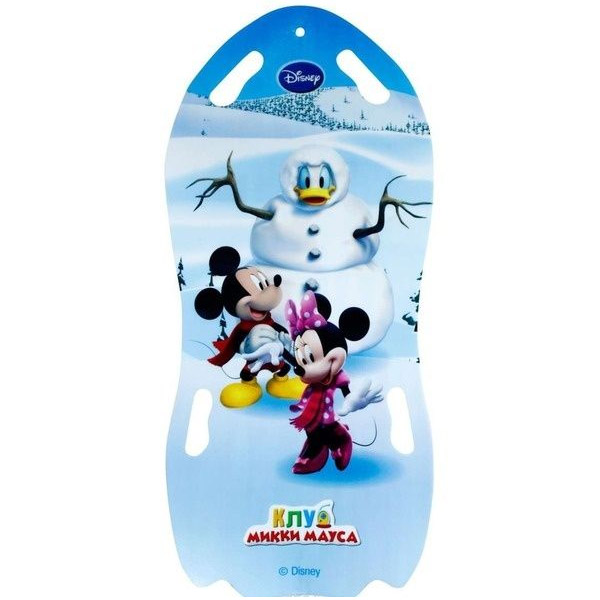 Ледянка 1toy Disney Mickey Mouse Clubhouse для двоих 122см