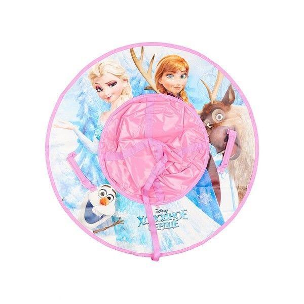 Тюбинг 1toy Надувные сани Disney Frozen 85см