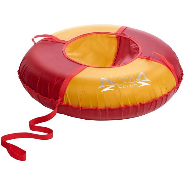 Тюбинг Sweet Baby Тюбинг Glider 85 Red-Yellow