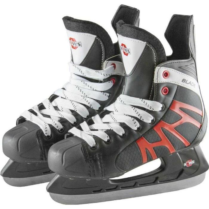 Коньки хоккейные Novus BLADE, размер 39