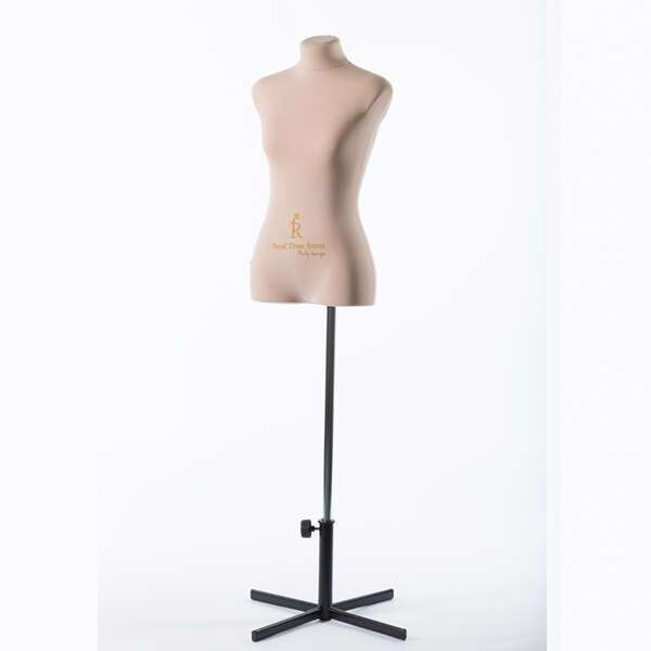 Портновский Манекен Royal Dress Forms Christina беж. ( р-р 50)+стойка Звезда