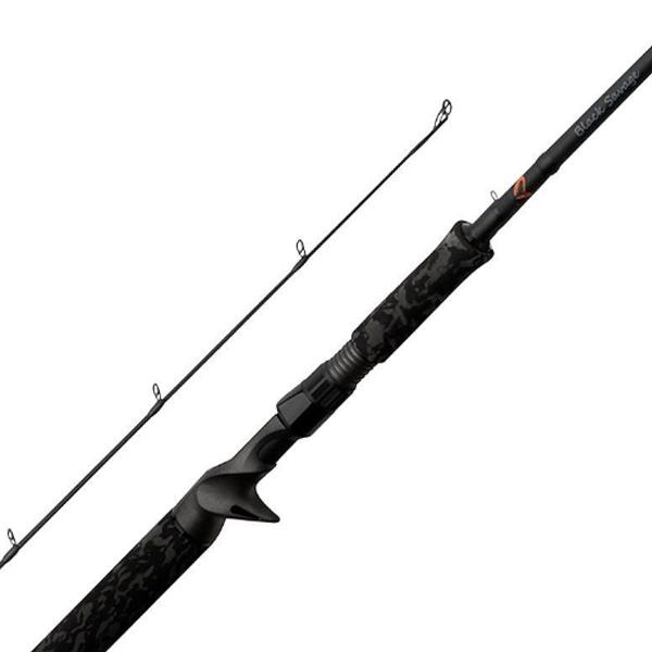 Спиннинг Savage Gear Black Trigger# 8'2'' 249cm 100g 2sec