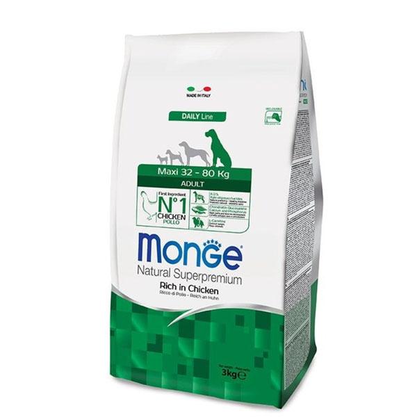 Сухой корм Monge Maxi Adult для собак крупных пород