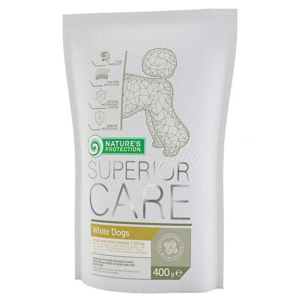Сухой корм Nature's Protection Superior care для взрослых собак 400 гр