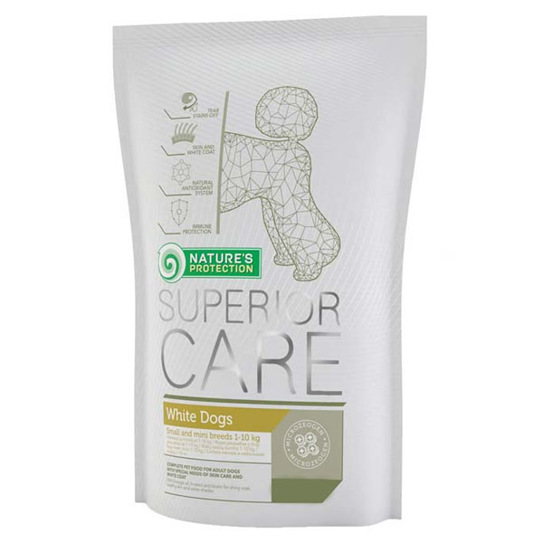 Сухой корм Nature's Protection Superior care для взрослых собак 10 кг